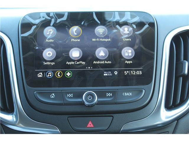 2019 Chevrolet Equinox Premier (Stk: 199198) in Brooks - Image 23 of 25