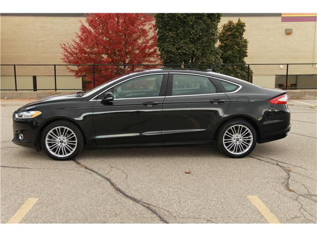 2013 Ford Fusion SE (Stk: 1810480) in Waterloo - Image 2 of 23