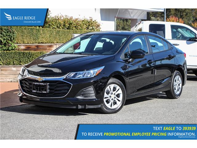 2019 Chevrolet Cruze LS (Stk: 91502A) in Coquitlam - Image 1 of 17
