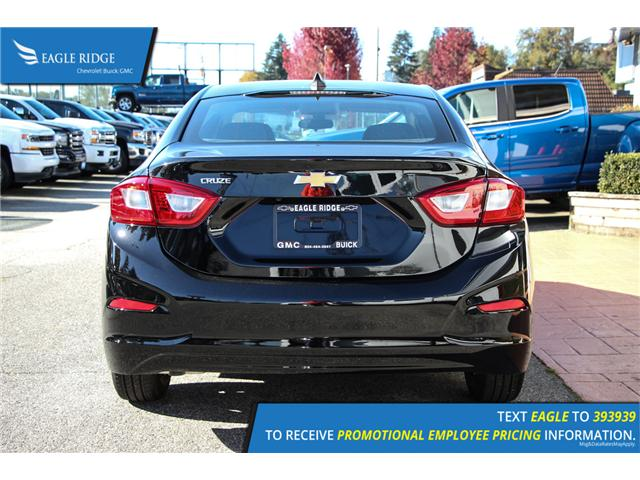 2019 Chevrolet Cruze LS (Stk: 91502A) in Coquitlam - Image 6 of 17
