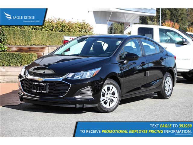 2019 Chevrolet Cruze LS (Stk: 91503A) in Coquitlam - Image 1 of 17
