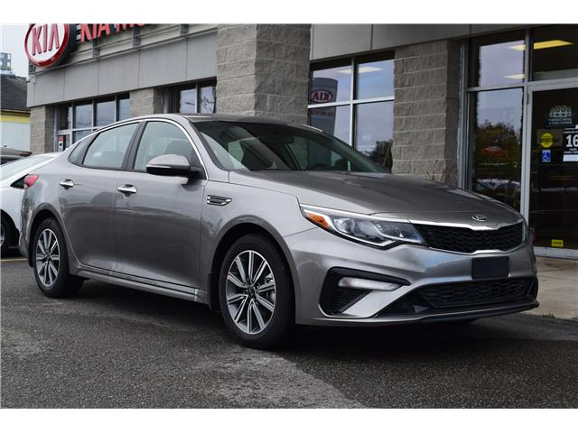2019 Kia Optima LX+ (Stk: 19-288249) in Cobourg - Image 1 of 20