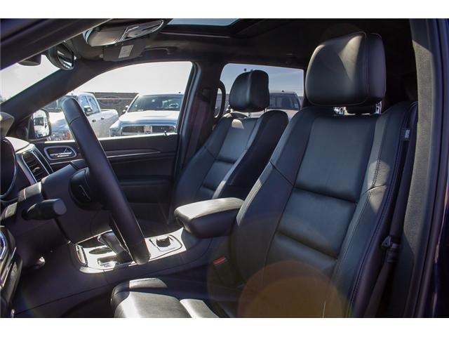 2018 Jeep Grand Cherokee Limited (Stk: EE898520) in Surrey - Image 9 of 23