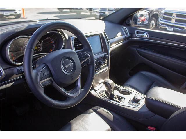 2018 Jeep Grand Cherokee Limited (Stk: EE898520) in Surrey - Image 10 of 23