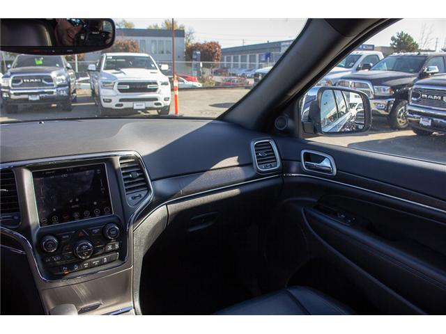 2018 Jeep Grand Cherokee Limited (Stk: EE898520) in Surrey - Image 13 of 23