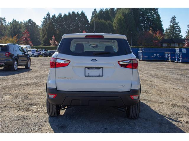 2018 Ford EcoSport S (Stk: 8EC0981) in Surrey - Image 6 of 27