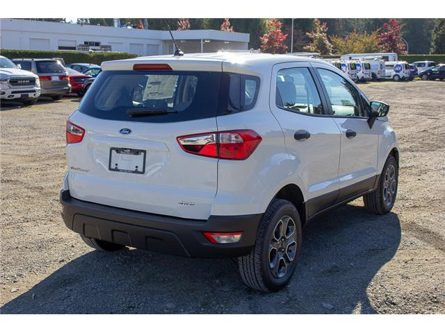 2018 Ford EcoSport S (Stk: 8EC0981) in Surrey - Image 7 of 27