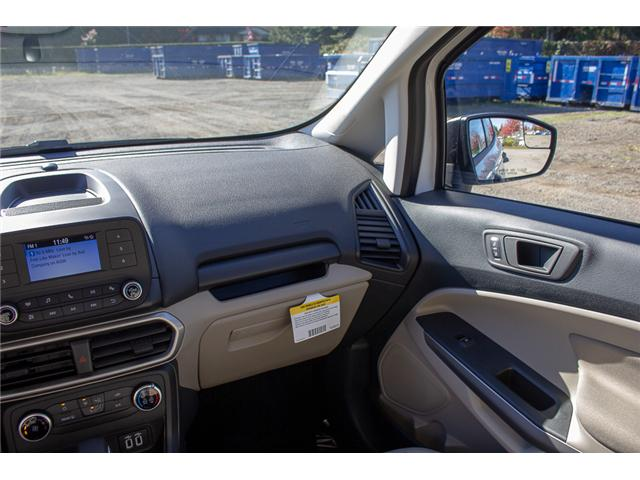 2018 Ford EcoSport S (Stk: 8EC0981) in Surrey - Image 15 of 27