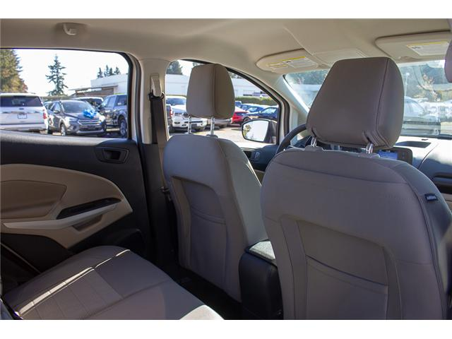 2018 Ford EcoSport S (Stk: 8EC0981) in Surrey - Image 16 of 27