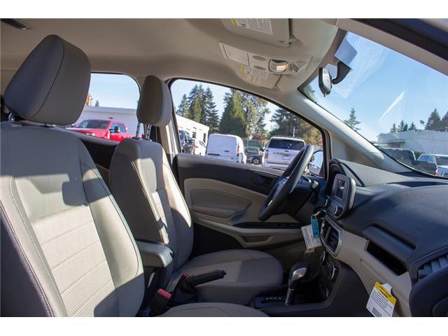 2018 Ford EcoSport S (Stk: 8EC0981) in Surrey - Image 18 of 27