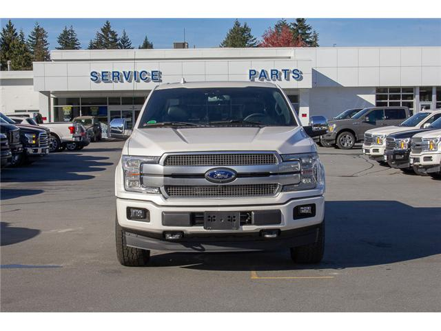 2018 Ford F-150 Platinum (Stk: 8F12020) in Surrey - Image 2 of 29
