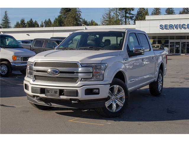 2018 Ford F-150 Platinum (Stk: 8F12020) in Surrey - Image 3 of 29