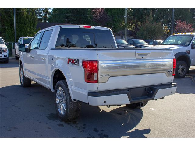 2018 Ford F-150 Platinum (Stk: 8F12020) in Surrey - Image 6 of 29