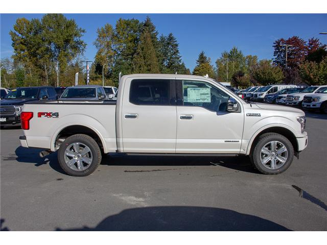 2018 Ford F-150 Platinum (Stk: 8F12020) in Surrey - Image 9 of 29