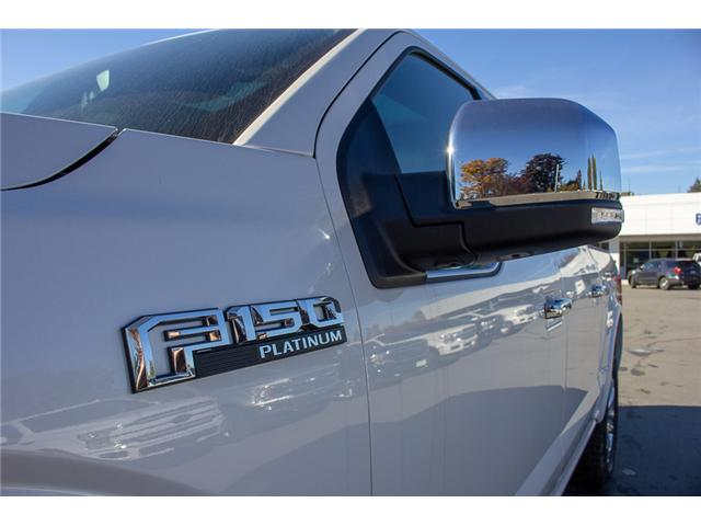 2018 Ford F-150 Platinum (Stk: 8F12020) in Surrey - Image 15 of 29
