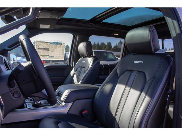 2018 Ford F-150 Platinum (Stk: 8F12020) in Surrey - Image 16 of 29