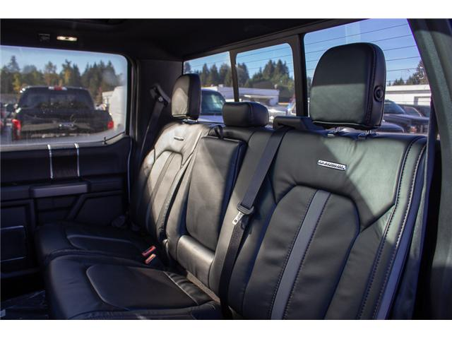 2018 Ford F-150 Platinum (Stk: 8F12020) in Surrey - Image 18 of 29
