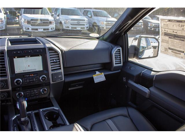 2018 Ford F-150 Platinum (Stk: 8F12020) in Surrey - Image 20 of 29