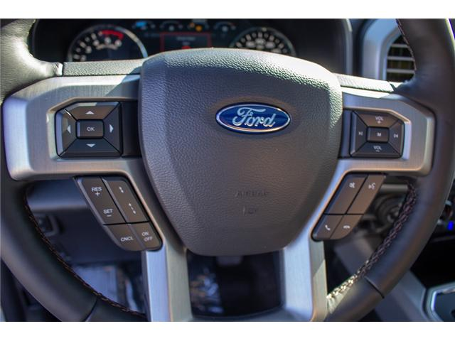 2018 Ford F-150 Platinum (Stk: 8F12020) in Surrey - Image 25 of 29
