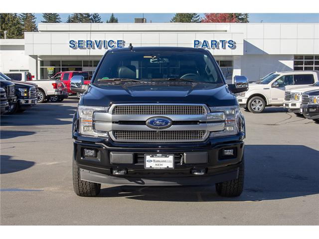2018 Ford F-150 Platinum (Stk: 8F19281) in Surrey - Image 2 of 29