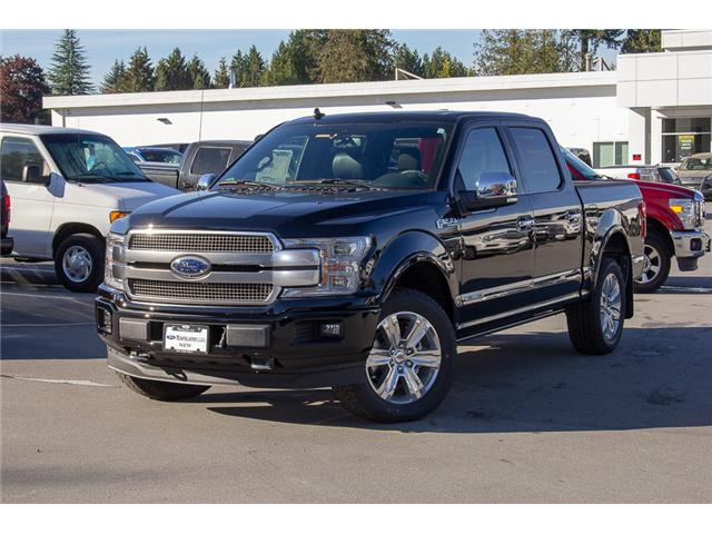 2018 Ford F-150 Platinum (Stk: 8F19281) in Surrey - Image 3 of 29