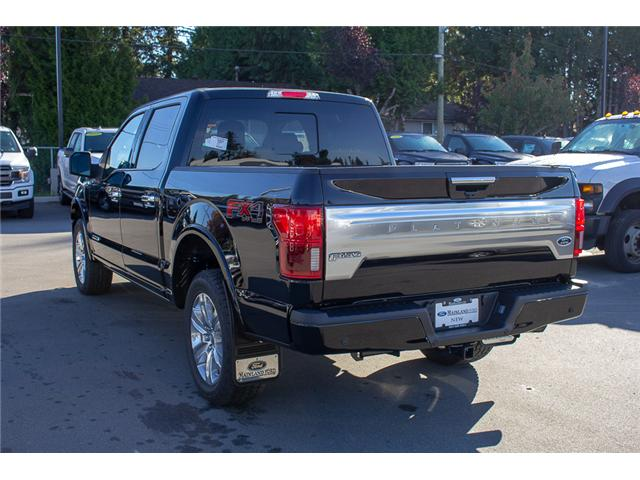 2018 Ford F-150 Platinum (Stk: 8F19281) in Surrey - Image 5 of 29