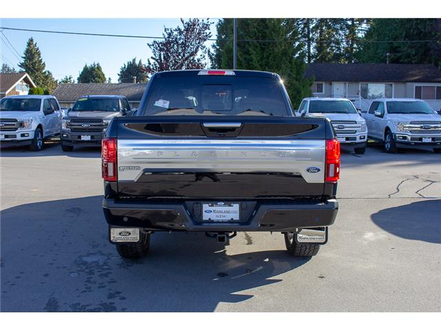 2018 Ford F-150 Platinum (Stk: 8F19281) in Surrey - Image 6 of 29