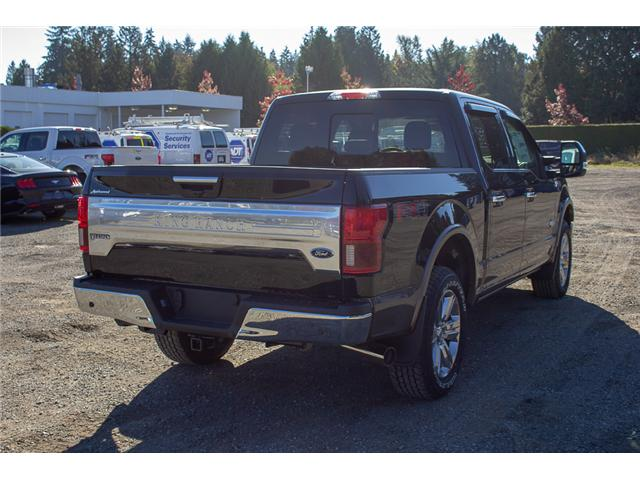2018 Ford F-150 King Ranch (Stk: 8F19376) in Surrey - Image 7 of 30