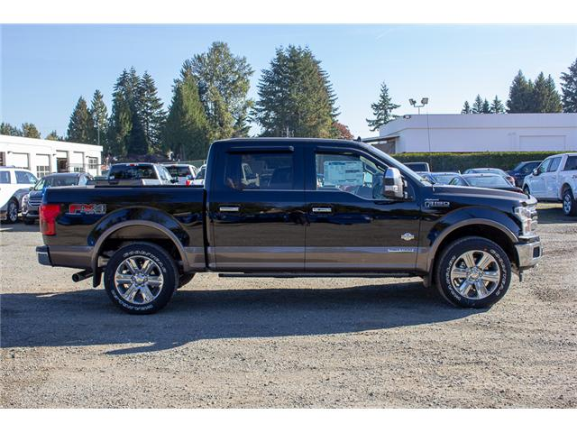 2018 Ford F-150 King Ranch (Stk: 8F19376) in Surrey - Image 8 of 30