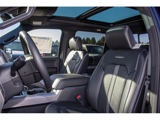2018 Ford F-150 Platinum (Stk: 8F19281) in Surrey - Image 15 of 29