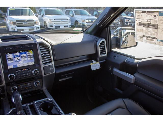 2018 Ford F-150 Platinum (Stk: 8F19281) in Surrey - Image 19 of 29