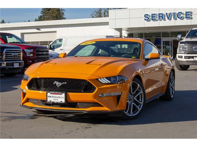 2018 Ford Mustang GT Premium (Stk: 8MU2313) in Surrey - Image 3 of 24