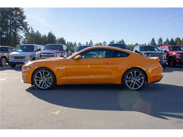 2018 Ford Mustang GT Premium (Stk: 8MU2313) in Surrey - Image 4 of 24