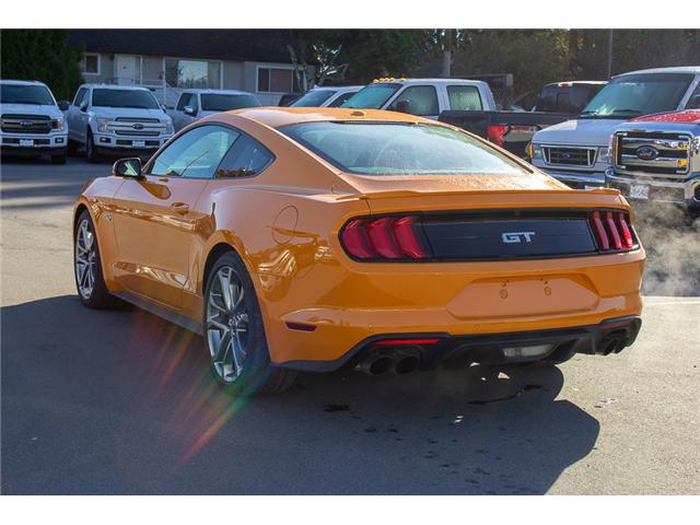 2018 Ford Mustang GT Premium (Stk: 8MU2313) in Surrey - Image 5 of 24