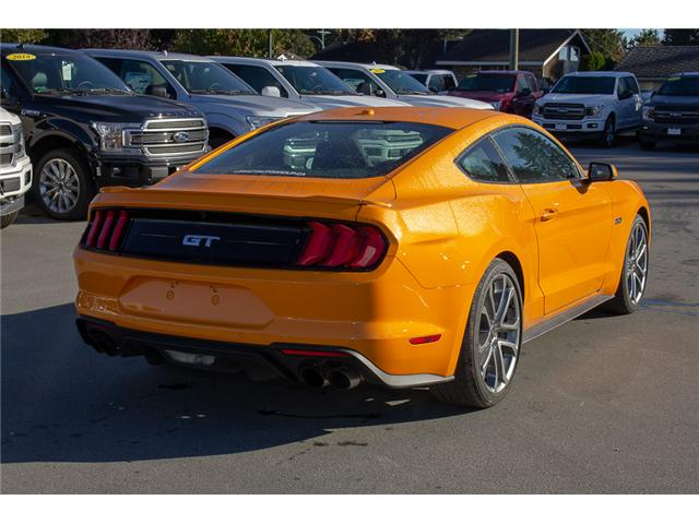 2018 Ford Mustang GT Premium (Stk: 8MU2313) in Surrey - Image 7 of 24