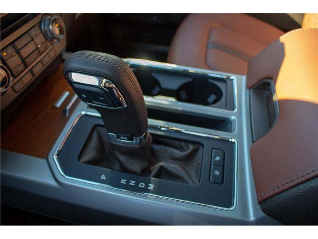 2018 Ford F-150 King Ranch (Stk: 8F19376) in Surrey - Image 28 of 30