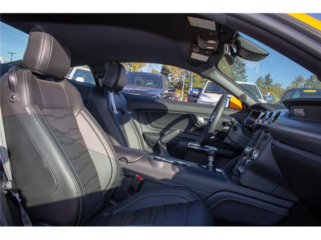 2018 Ford Mustang GT Premium (Stk: 8MU2313) in Surrey - Image 16 of 24