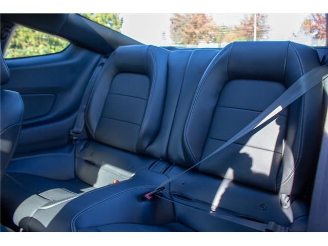 2019 Ford Mustang EcoBoost Premium (Stk: 9MU3902) in Surrey - Image 14 of 25