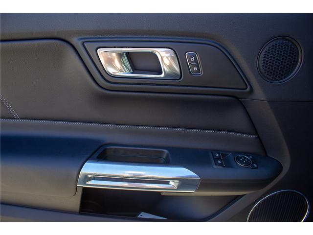 2019 Ford Mustang EcoBoost Premium (Stk: 9MU3902) in Surrey - Image 16 of 25
