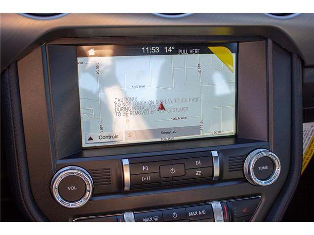2019 Ford Mustang EcoBoost Premium (Stk: 9MU3902) in Surrey - Image 20 of 25