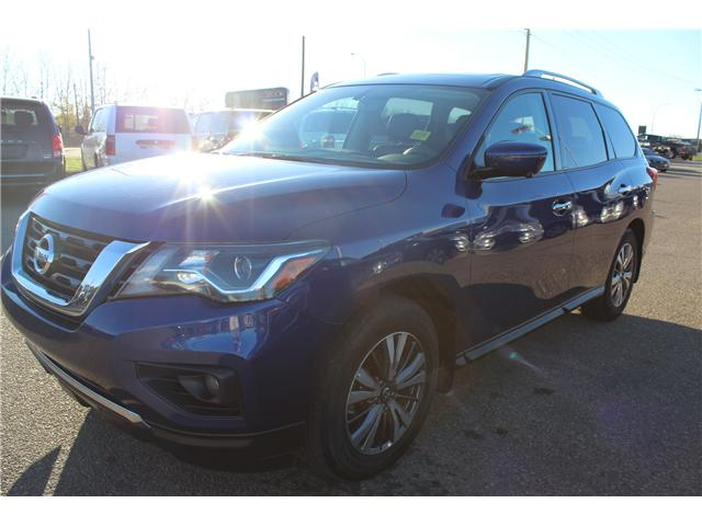 2018 Nissan Pathfinder S (Stk: 168766) in Medicine Hat - Image 3 of 26