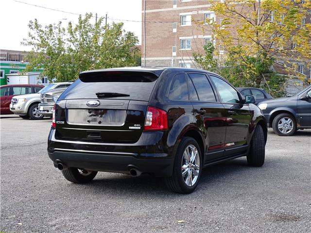 2013 Ford Edge SEL (Stk: ) in Oshawa - Image 3 of 13