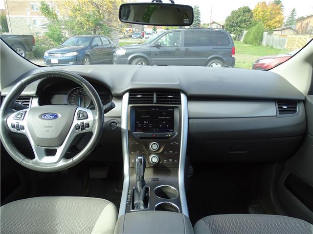 2013 Ford Edge SEL (Stk: ) in Oshawa - Image 7 of 13
