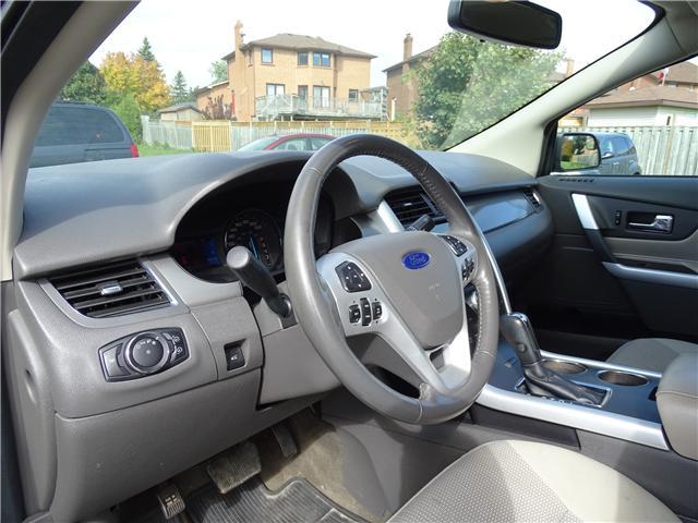 2013 Ford Edge SEL (Stk: ) in Oshawa - Image 8 of 13
