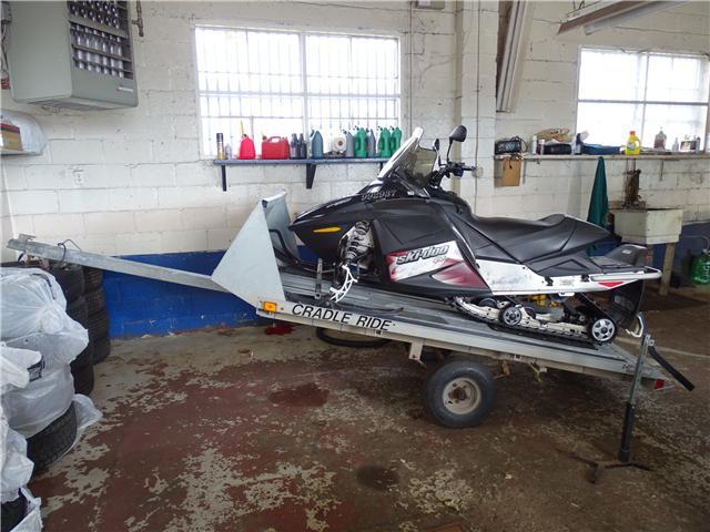 2009 Ski-Doo Rotax GSX550f  (Stk: ) in Oshawa - Image 10 of 10