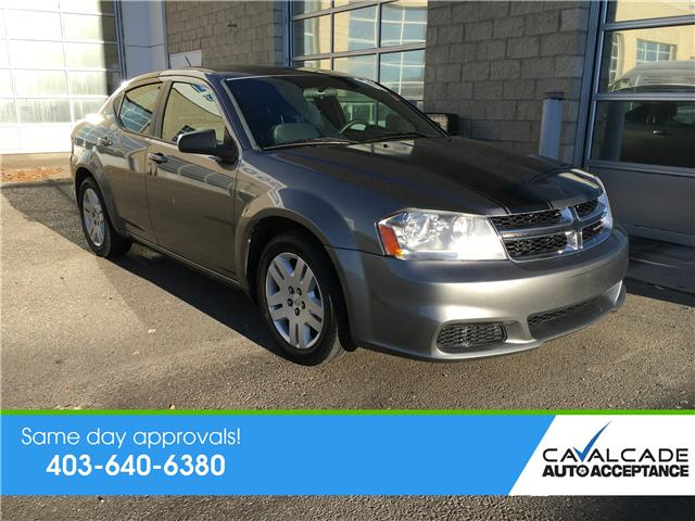 2012 Dodge Avenger Base (Stk: R59206) in Calgary - Image 1 of 17
