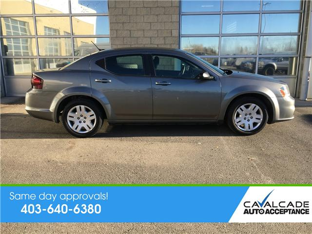 2012 Dodge Avenger Base (Stk: R59206) in Calgary - Image 2 of 17