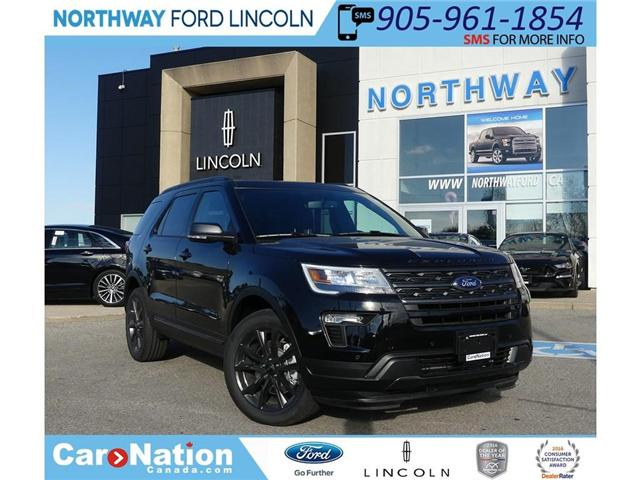 2019 Ford Explorer | XLT | 2.3L I-4 | 4X4 | PANO ROOF | (Stk: EX97579) in Brantford - Image 1 of 27