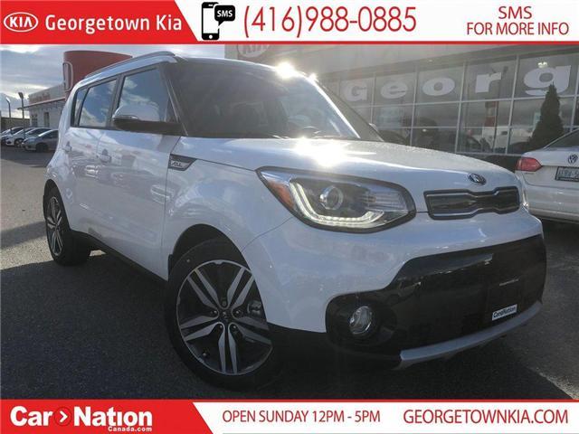 2019 Kia Soul EX TECH | $188 BI-WEEKLY | NAVIGATION | (Stk: SO19023) in Georgetown - Image 1 of 28