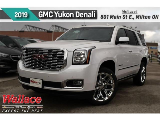 2019 GMC Yukon Denali (Stk: 155731) in Milton - Image 1 of 11